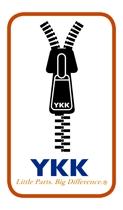 zamek błyskawiczny YKK marionex