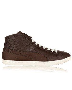 Buty Puma Glyde Leather MID męskie trampki sneakers