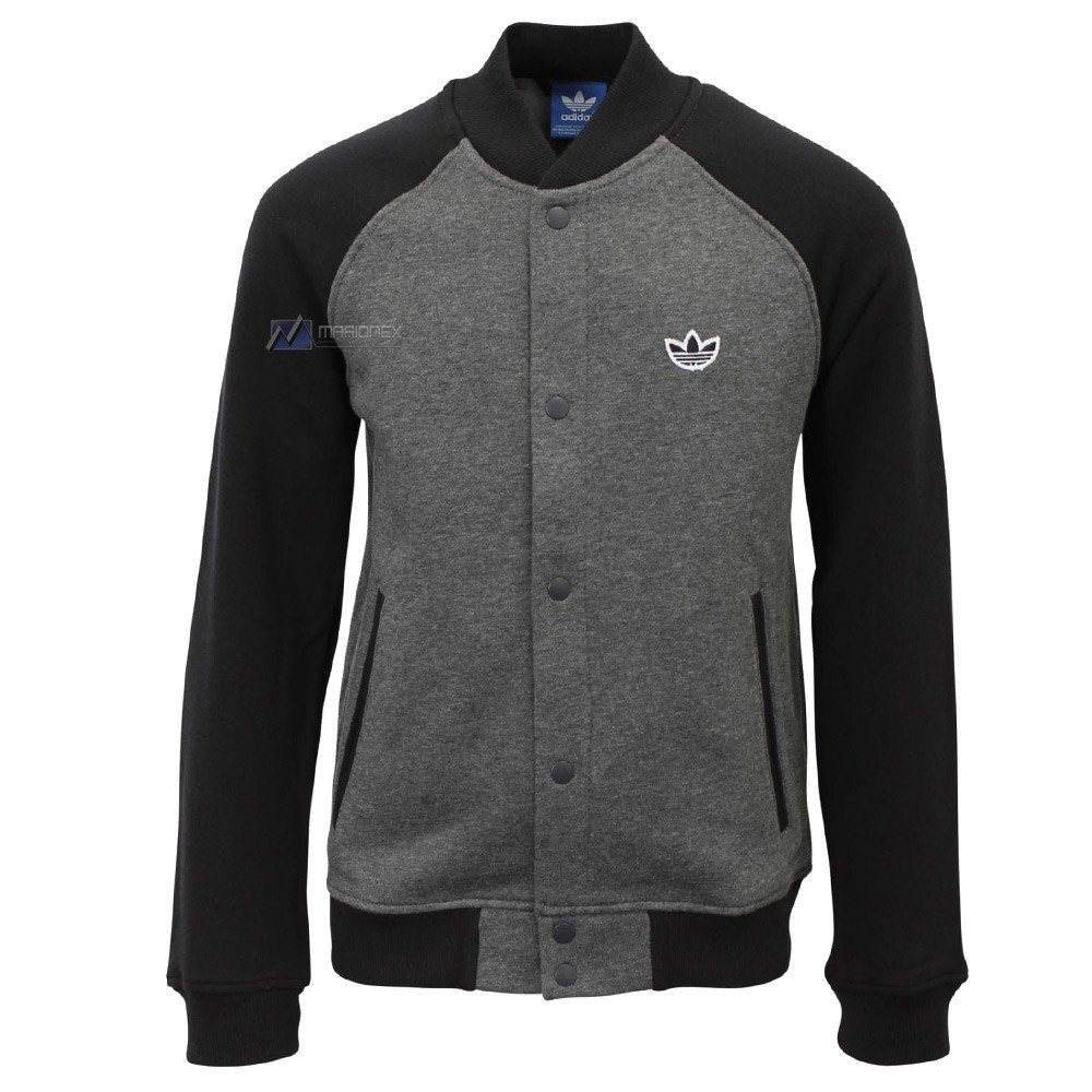bluza adidas college jacket sportowa m odzie owa g69744. Black Bedroom Furniture Sets. Home Design Ideas