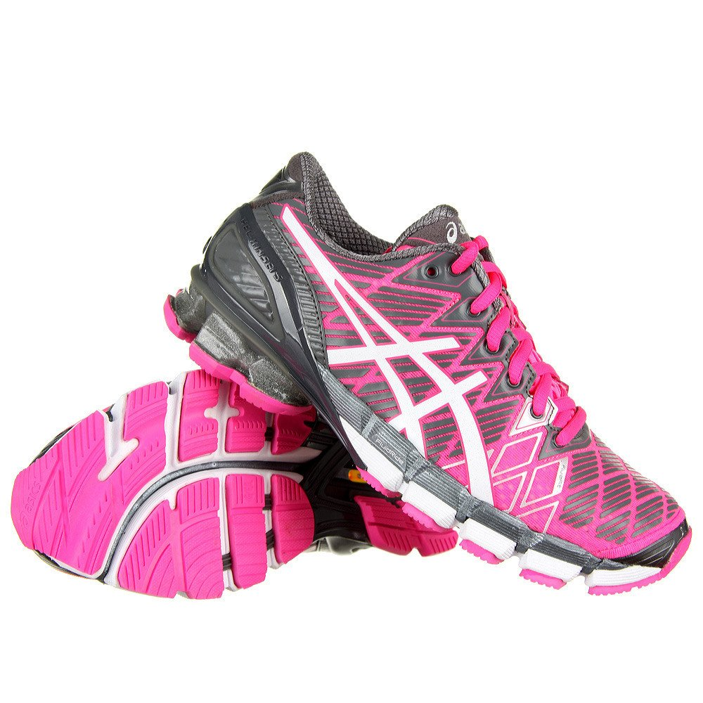 women 39 s asics gel kinsei 5 running trainers t3e9y 3501 rrp 160 ebay. Black Bedroom Furniture Sets. Home Design Ideas