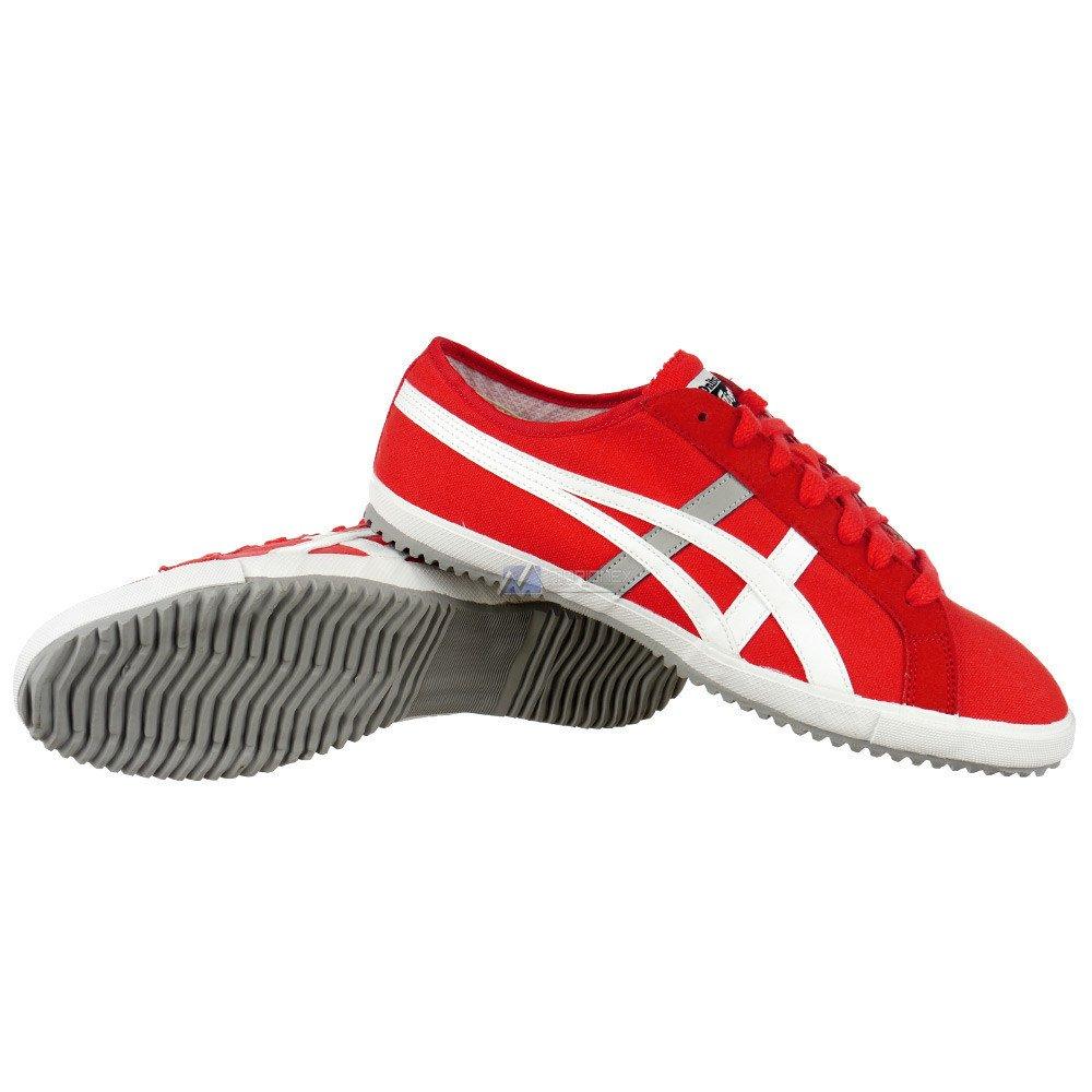 buty onitsuka tiger retro glide cv asics m u0119skie trampki sportowe d317n 2301 czerwony
