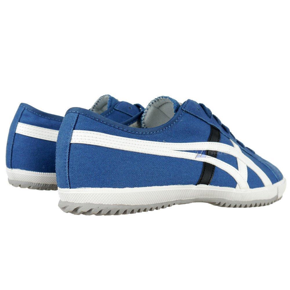 buty onitsuka tiger retro glide cv asics m u0119skie trampki sportowe d317n 4301 niebiesko