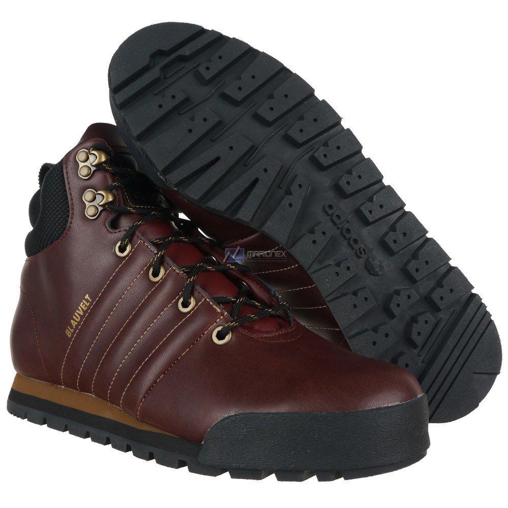 Buty m skie adidas jake blauvelt boot trekkingowe sportowe na zim g56463 br zowy sklep House sklep buty meskie