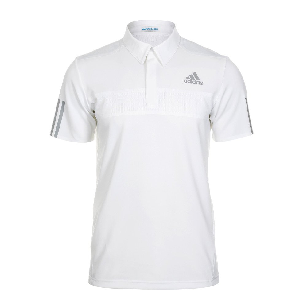 Koszulka adidas barricade polo t shirt m ski do tenisa for Adidas barricade polo shirt