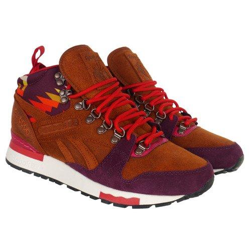 Sportowe buty damskie Reebok GL 6000 Mid WW za kostkę
