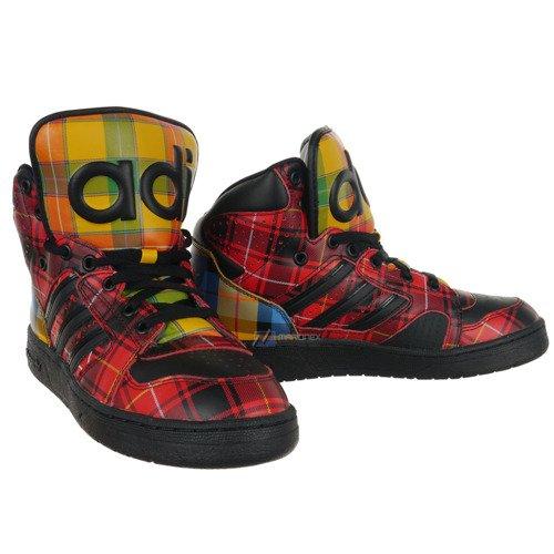 Buty sportowe Adidas Originals, Jeremy Scott Instinct Hi