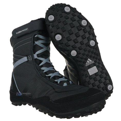 ... Sportowe Damskie Buty Zimowe Adidas Choleah Sneaker Pl W G97347 Roz 40