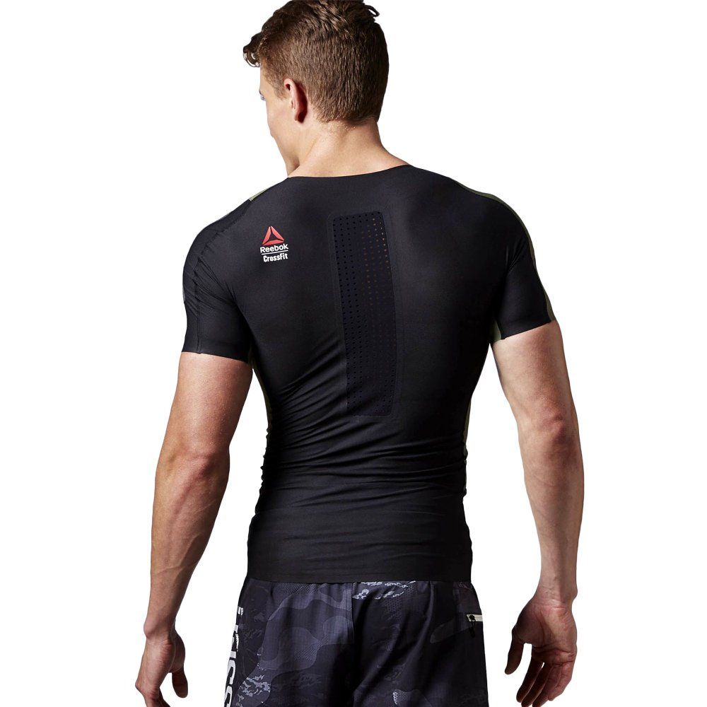 Clothing | Mens Reebok CrossFit® Compression Tee Built With