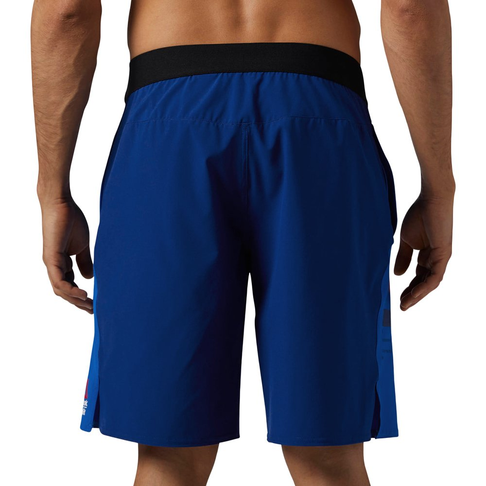Details about Reebok CrossFit Super Nasty Base Board Shorts Mens Training Sweat Wicking