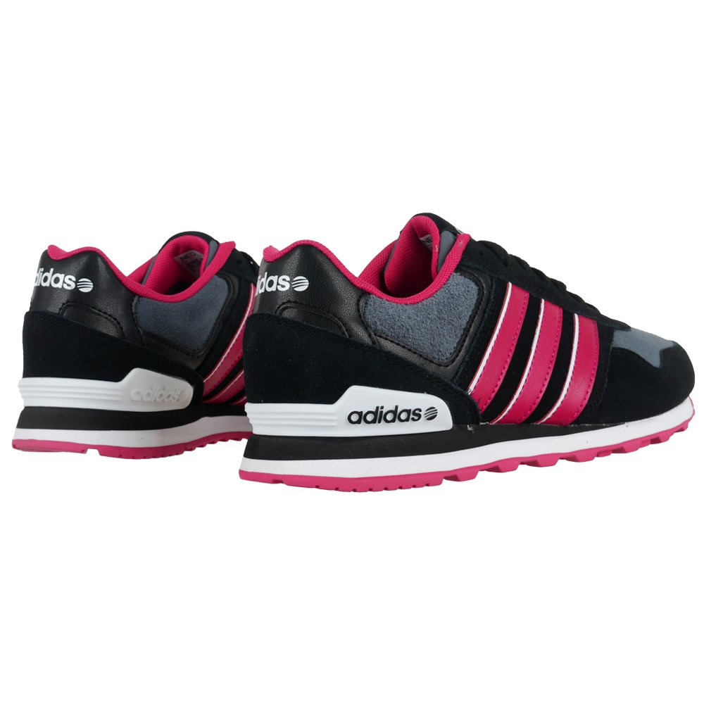 adidas 10k w sneaker damen schuhe sportschuhe schwarz ebay. Black Bedroom Furniture Sets. Home Design Ideas