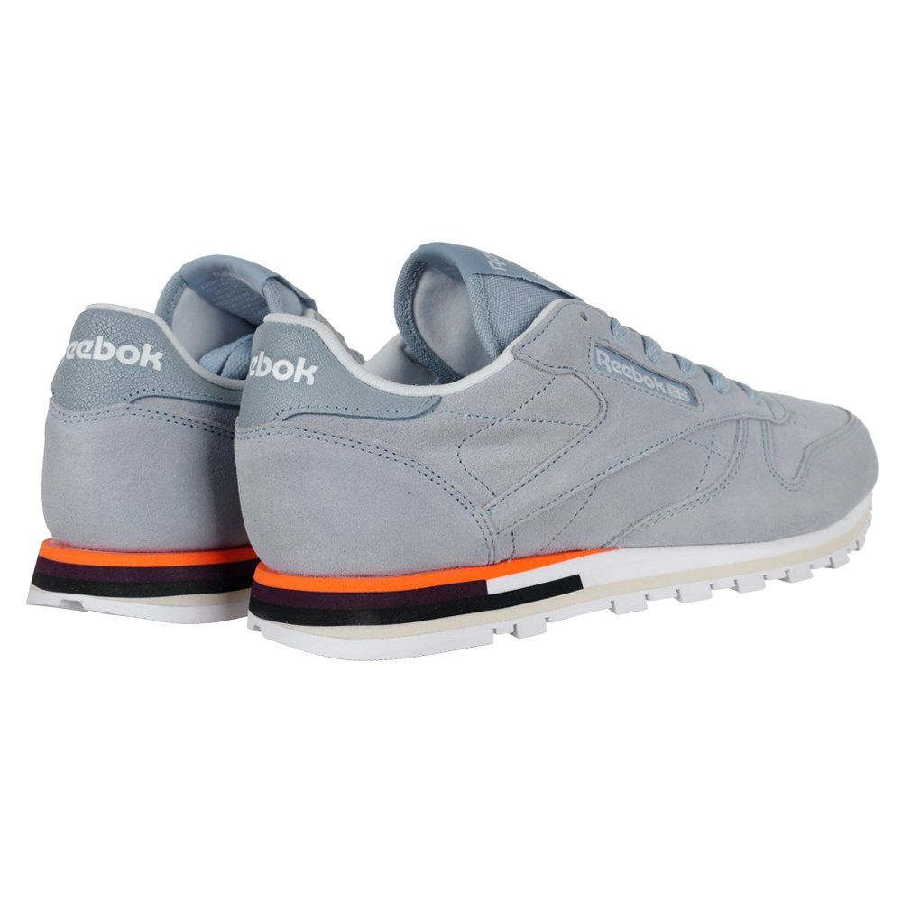 2b555899fabc Reebok Classic Leather Magic Hour Women s Sneakers Non Marking Shoes ...