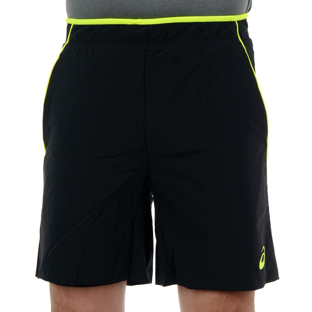 Details about Asics PADEL Players Short Training Mens Shorts Tennis 2 in 1 show original title