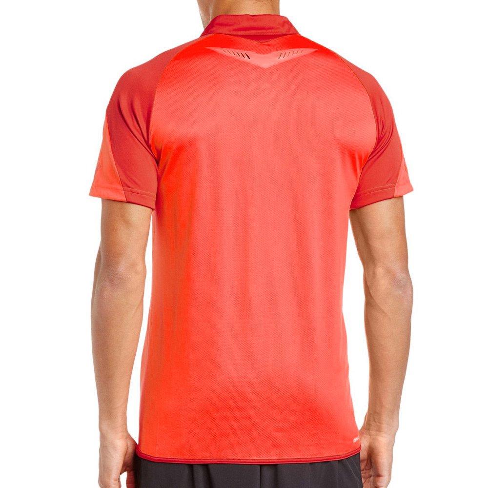 700e1f80 Details about Men's adidas adizero Tennis Polo T-shirt Training Tee Short  Sleeve