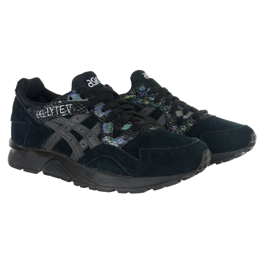 Details about Asics Gel-Lyte V Black hl6k6 9090 Womens Shoes Sneakers  Trainers