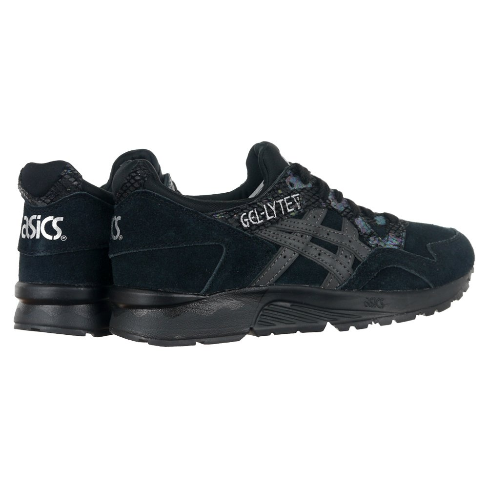 ... Asics Gel-Lyte V Black hl6k6 9090 Womens Shoes Sneakers HL6K6 9090 2 d1d62dbfae