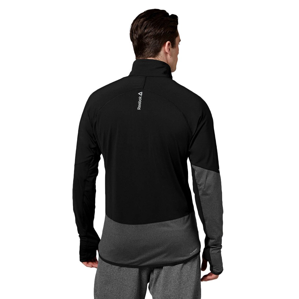 082a01be48 Details about Men's Full Zip Track Jacket Reebok CrossFit DT Graphic Sports  Training Jacket