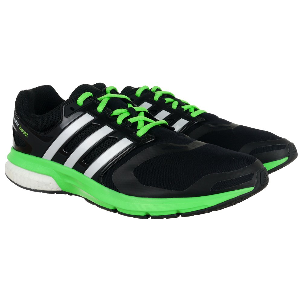 7ee990e571c Adidas Questar Boost TechFit mens sneakers running shoes sports trainers  M29528 1 ...