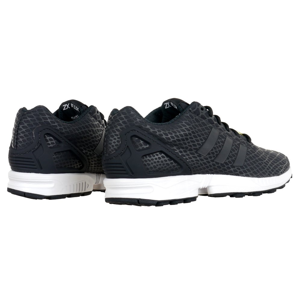 3e6f741be ... Men s Adidas ZX Flux TechFit Sports Trainers Running Shoes Torsion  S75488 2
