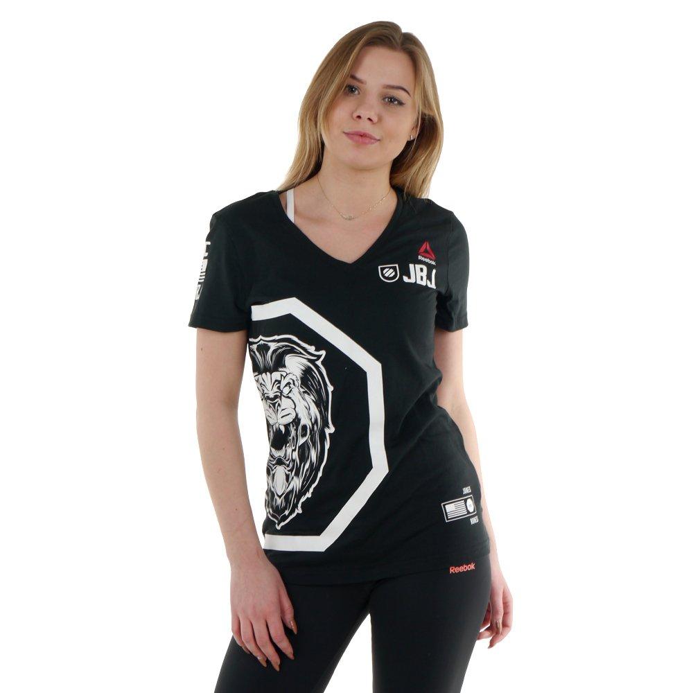 Women/'s Reebok UFC Fan Fighters Anthony Pettis t-shirt Training Shirt MMA Tee
