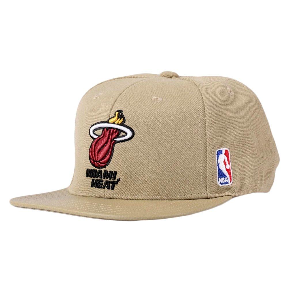 9a0b660149b Details about adidas Originals NBA Basketball Cap Rim Miami Heat Strapback  Hat
