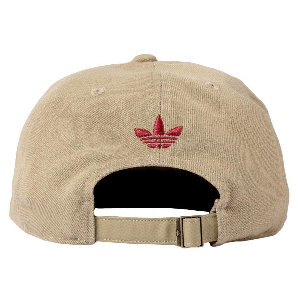 9490a011bc4 adidas Originals NBA Basketball Cap Rim Miami Heat Strapback Hat