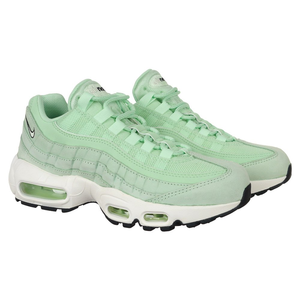 Details about Women's Nike Air Max 95 Shoe Fresh Mint Green Sneakers Classic Casual Trainers