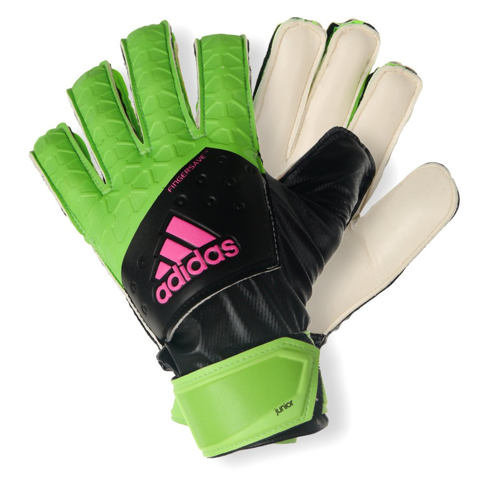 vapor envase frecuencia  adidas Ace Fingersave Junior Goalkeeper Gloves Football Soccer Pro Keeper  Gloves | eBay