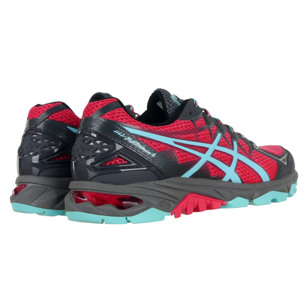 Details about Asics Gel FujiTrabuco 4 women's trail running shoes trainers