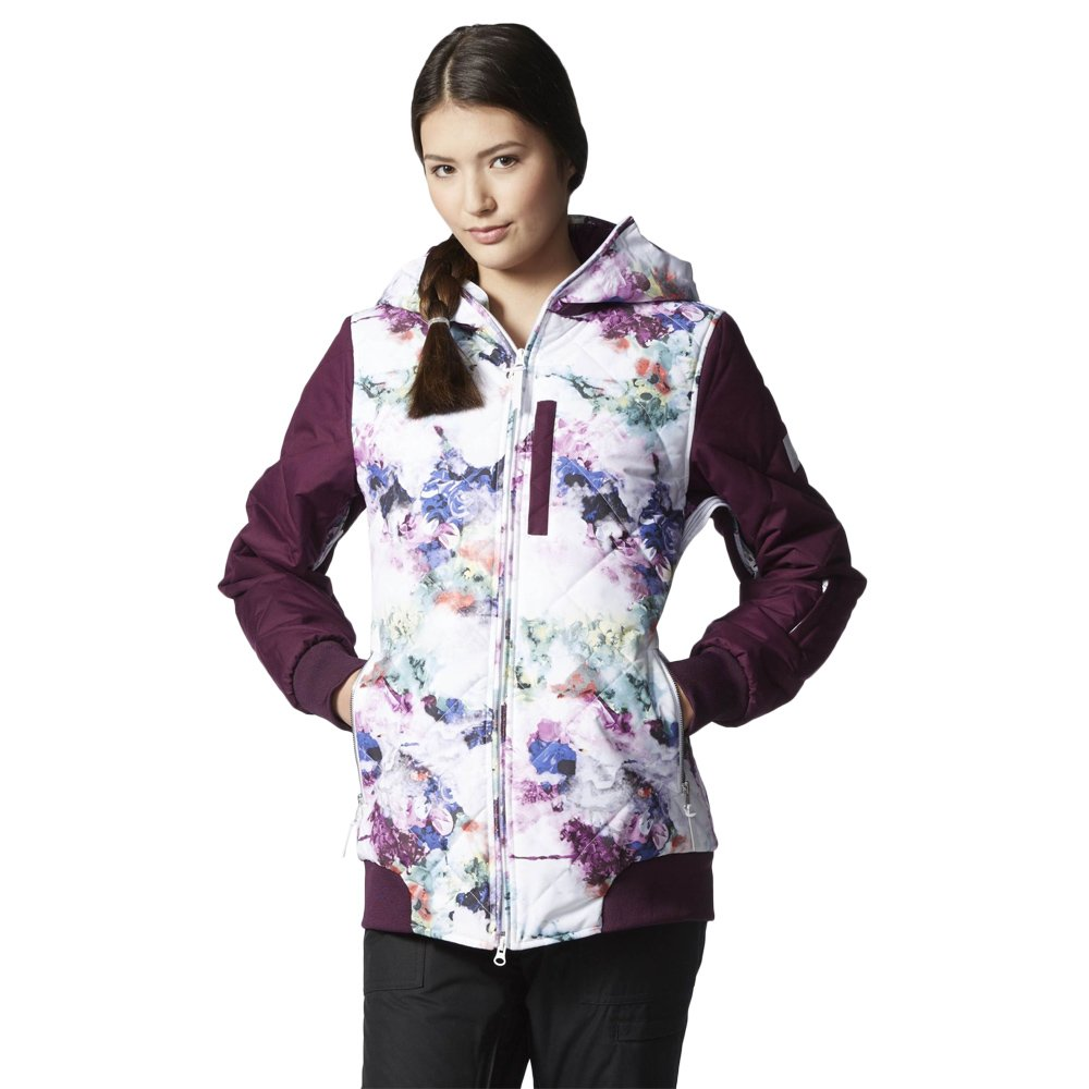 1e650ef849c3 Adidas Originals Puffalicious Access 2.0 Women s Warm Winter Snowboard  Jacket