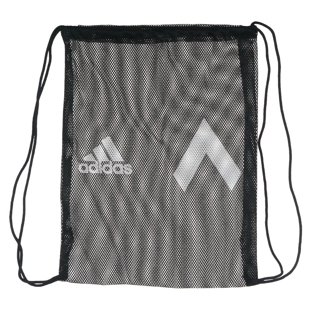 Adidas Ace 17 Drawstring Bag Black Mesh Backpack Training Shoe Sack Ple000532 1