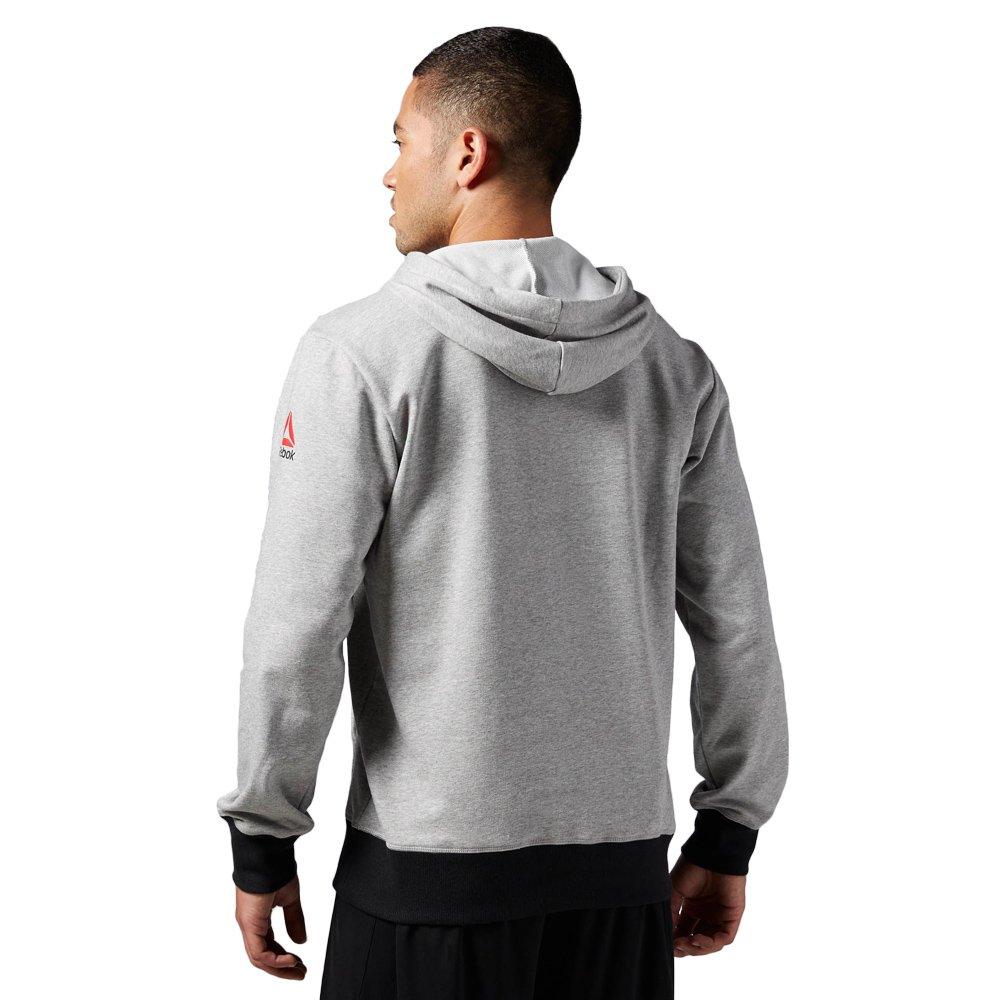 Men Long Sleeve Birthday Print Drawstring Kangaroo Pocket Pullover Hooded Sweatshirt
