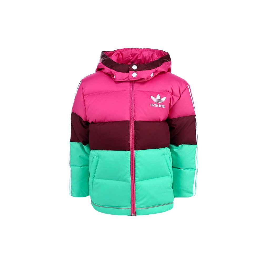 2eb2cf03e adidas I Down Jacket Baby Toddlers Girl s Warm Winter Down Padded ...