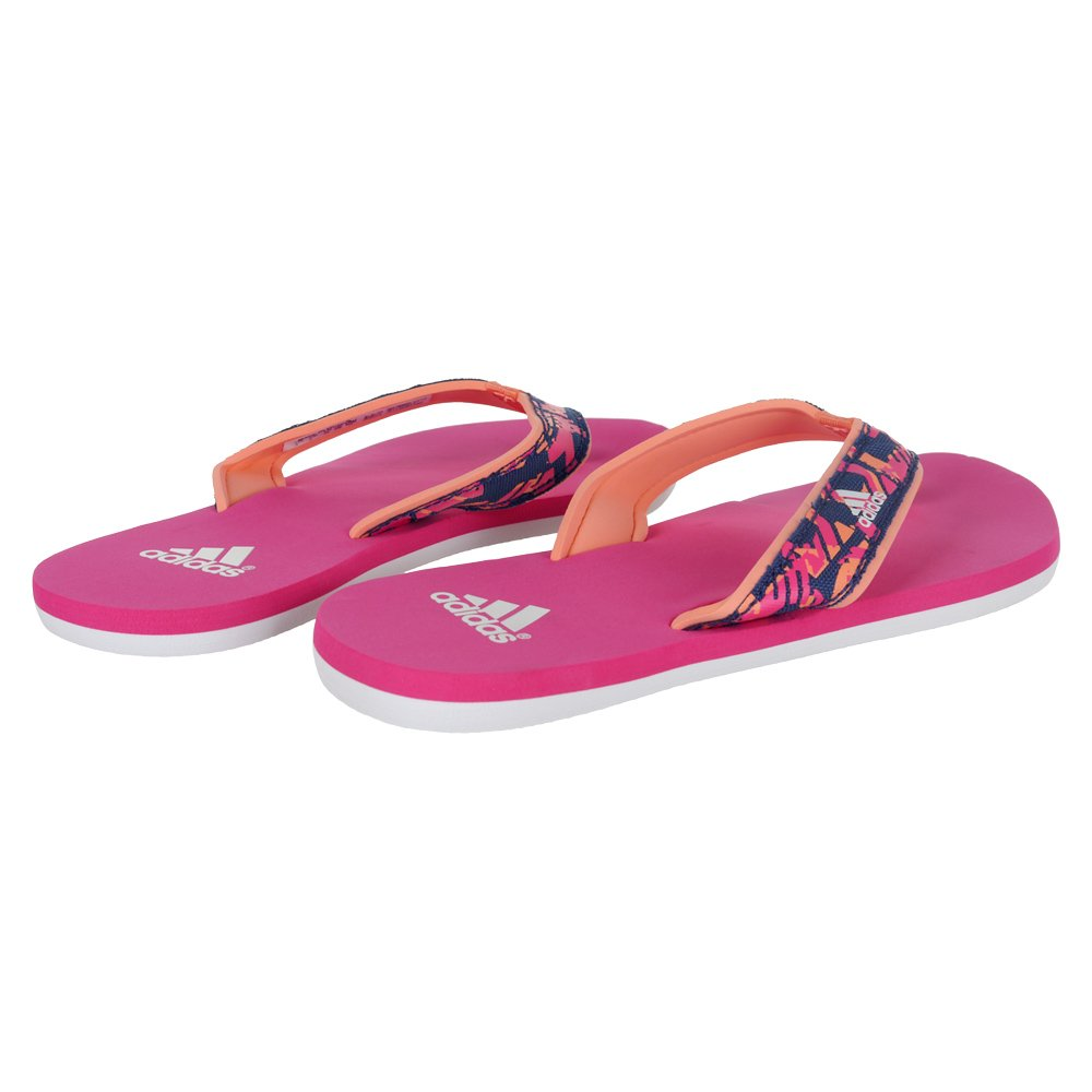 64cd64a40be ... adidas Beach Thong Kids Youth Summer Flip Flops Pink Fast Drying Beach  Shoes S75570 2