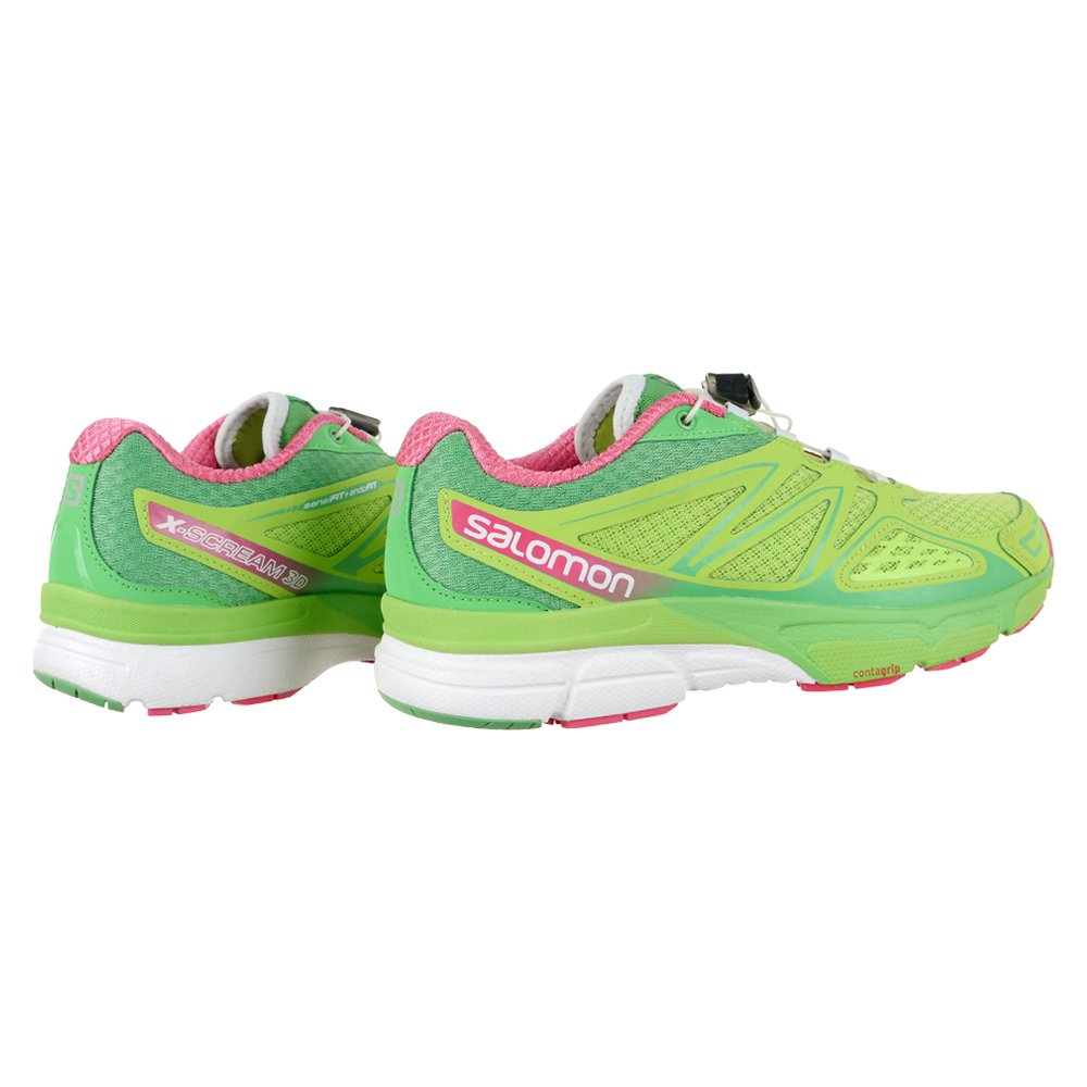 SALOMON X SCREAM 3D W Damen Outdoor Schuhe Trail Laufschuhe