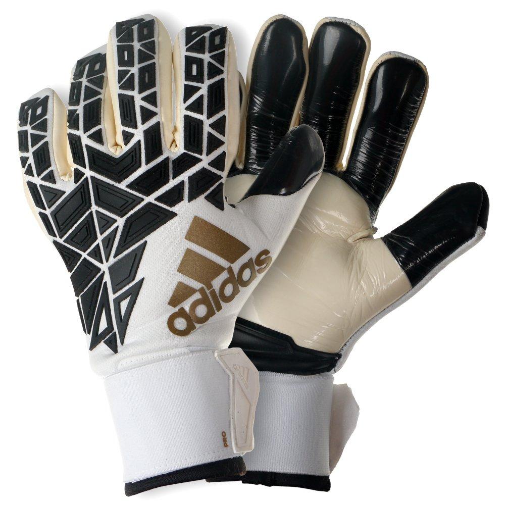Details about Adidas ACE Pro Goalkeeper Gloves Professional Match Goalie  Negative Cut 8.5 3cf281f551a8