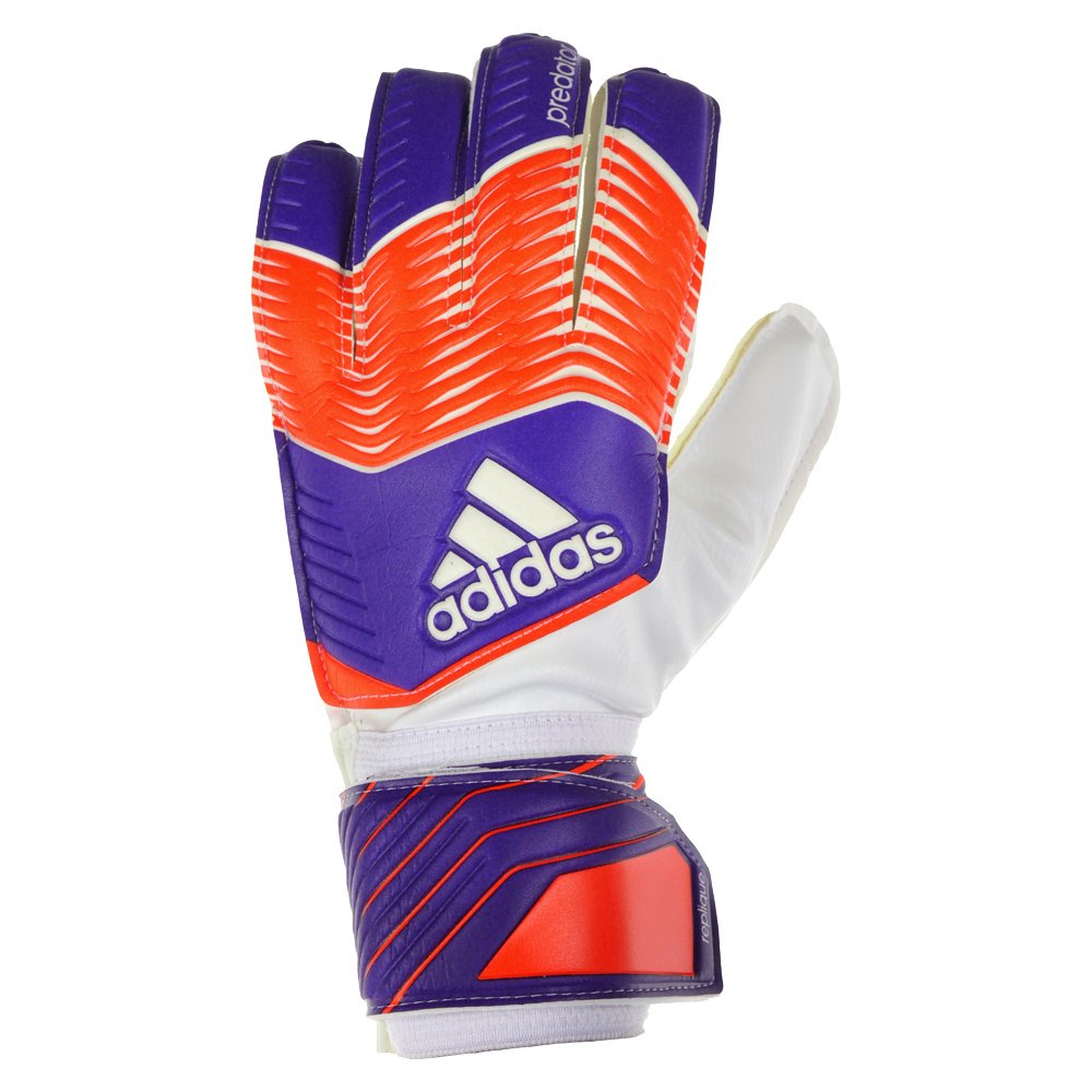 b05648549ad6 adidas Predator Replique Goalkeeper Goalie Gloves GK Soccer - size 7 ...