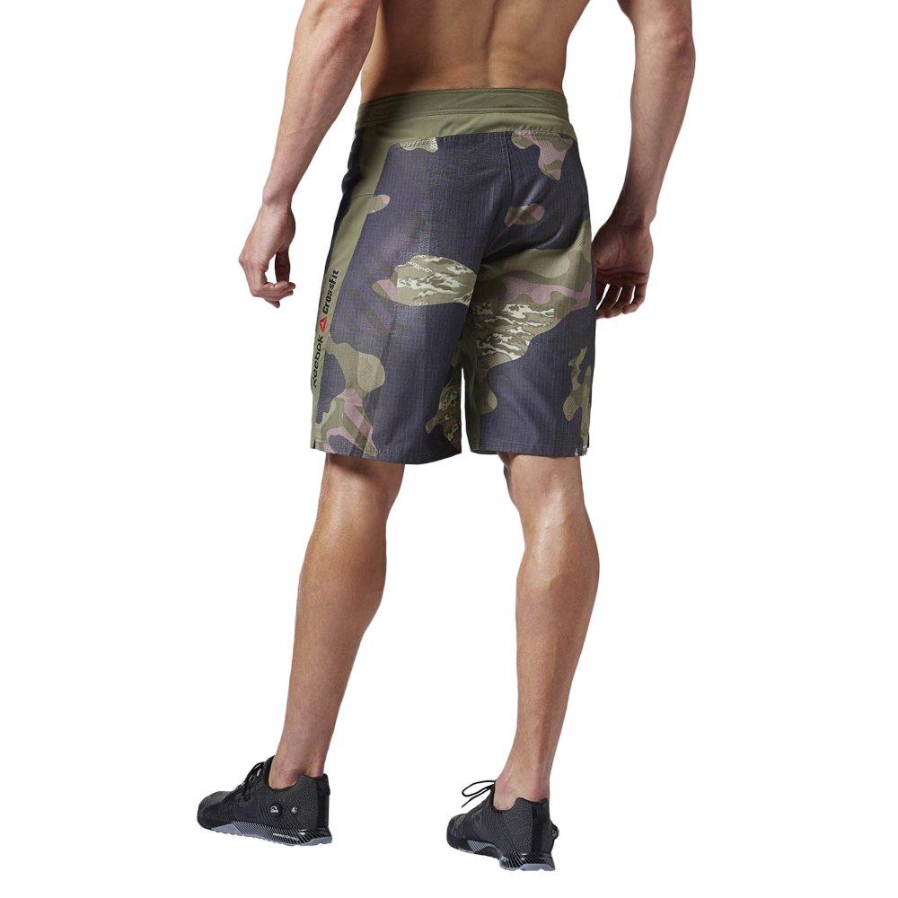 e59d931451c Details about Mens Shorts Reebok Bermuda Super Nasty Tactical V1 Sports  Training Workout Camo