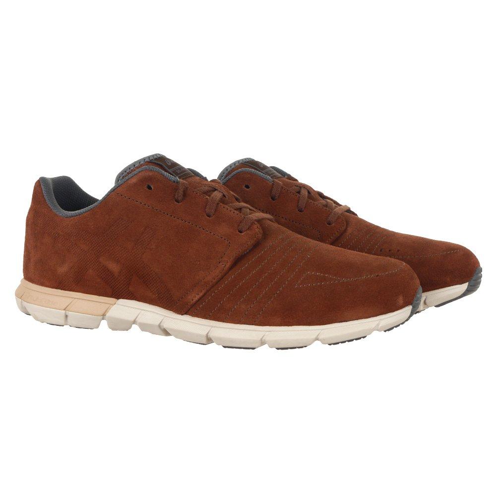 Fluid Mens Shoes Suede