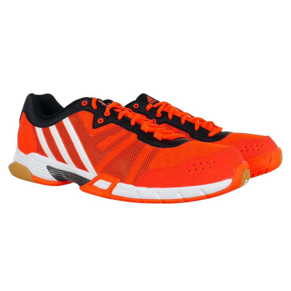 timeless design 3cb3f 95b40 ADIDAS Volley Team 2 Mens Indoor Sports Shoes Handball Snakers Hall Trainers