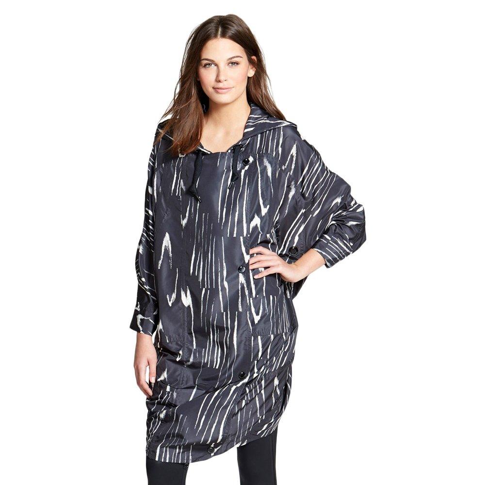 Women/'s Windbreaker Adidas Run Print Parka Stella McCartney ClimaProof