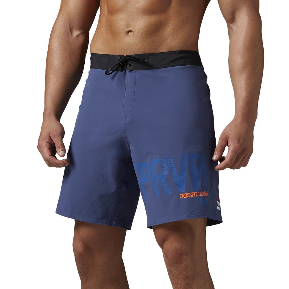 283d8a82f Details about Mens Training Shorts Reebok CrossFit Super Nasty Hero TC  Workout Gym Wicking