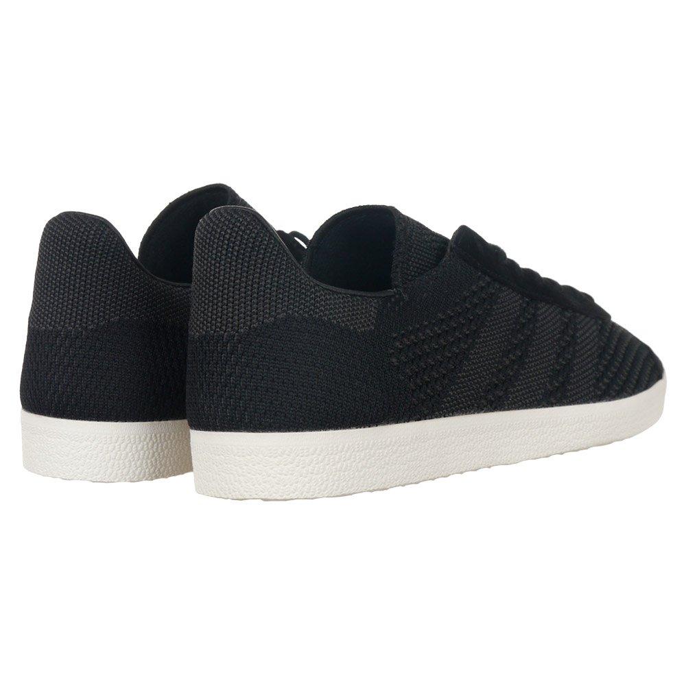 adidas Originals Gazelle Primeknit Shoes Unisex Black Everyday ...