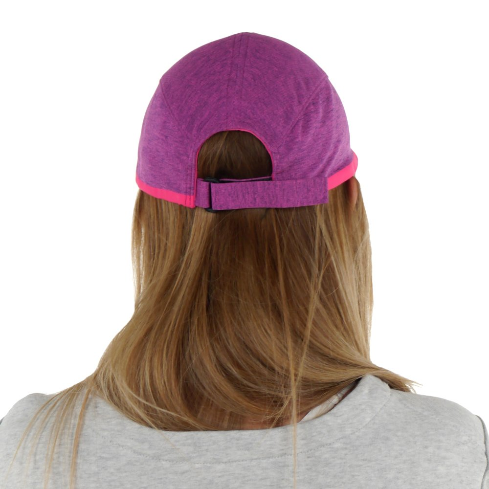 bc3c87991d8 Women s adidas Run Climachill Cap Reflective Training Running Pink Baseball  Hat