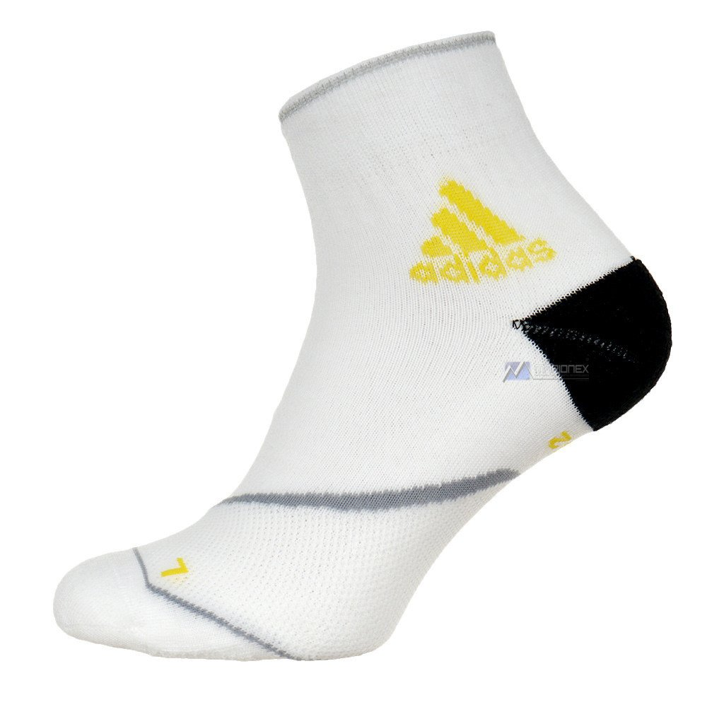 Clothing, Shoes & Accessories Socks 2-pair Of Adidas Adizero Tc Ankle Sock Running Socks Cushion Running Sport Sock