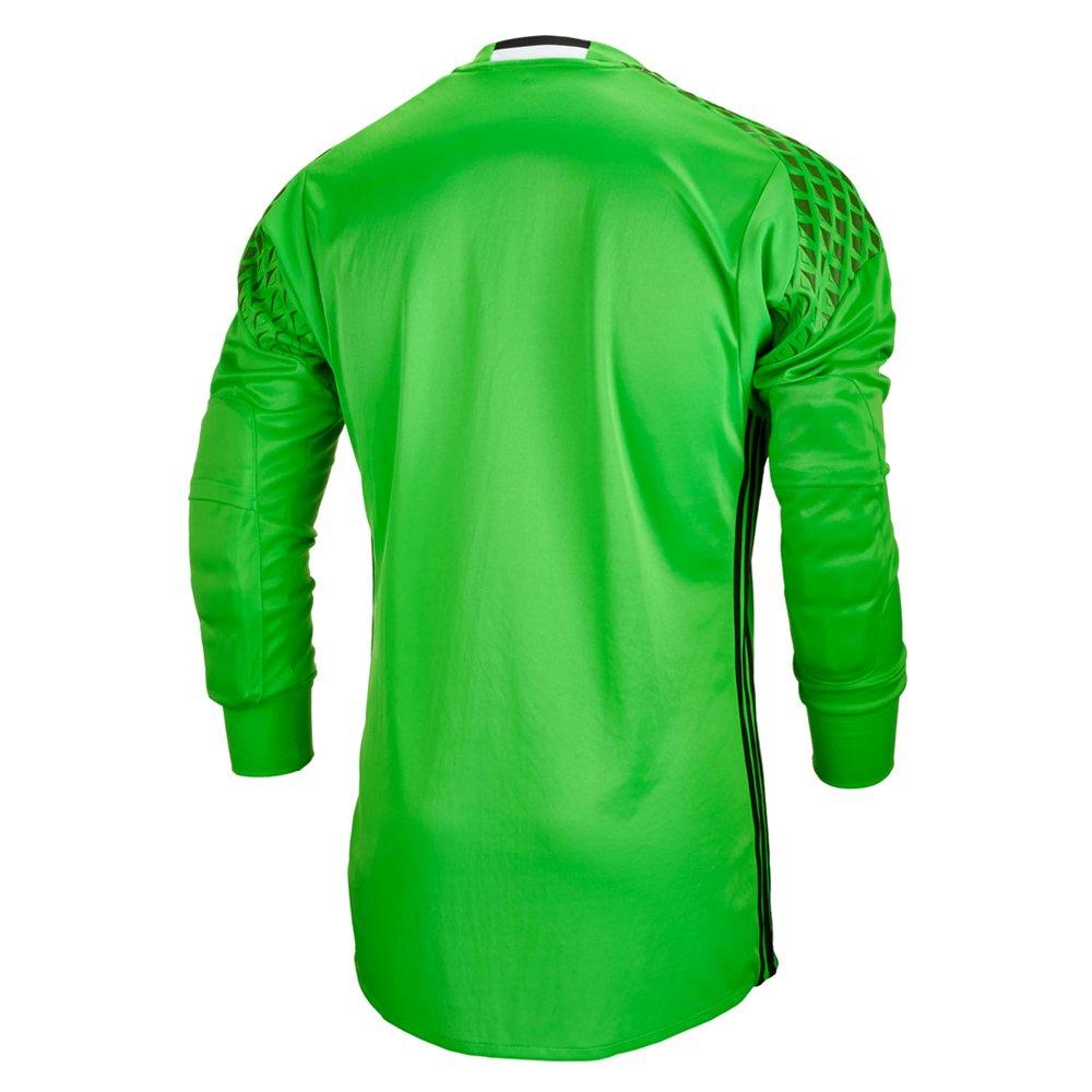 7d201e5c37c Official 2016-2017 Belgium Home Goalkeeper Football Shirt Training Soccer  Top