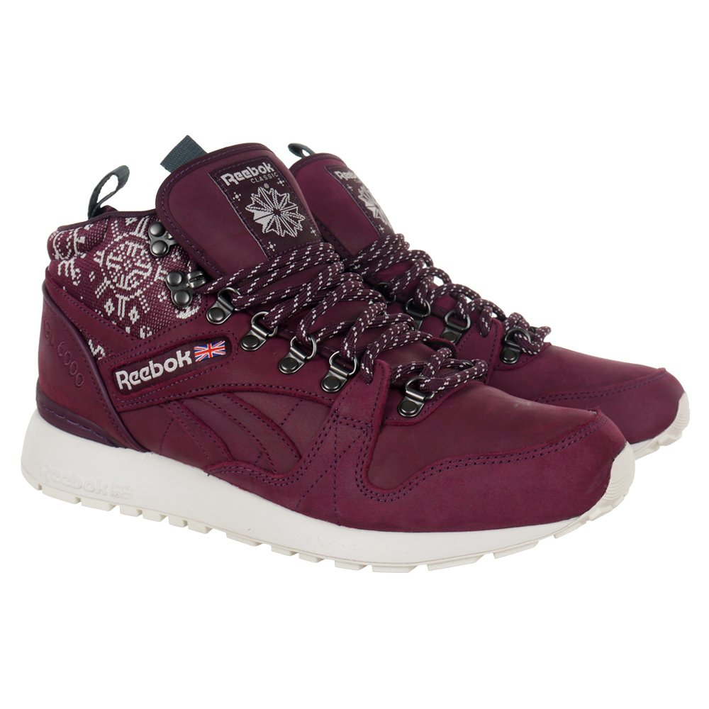 lekker goedkoop brede variëteiten buy Details about Reebok Classic GL 6000 Mid SG High Top Sneakers Winter Mens  Shoes