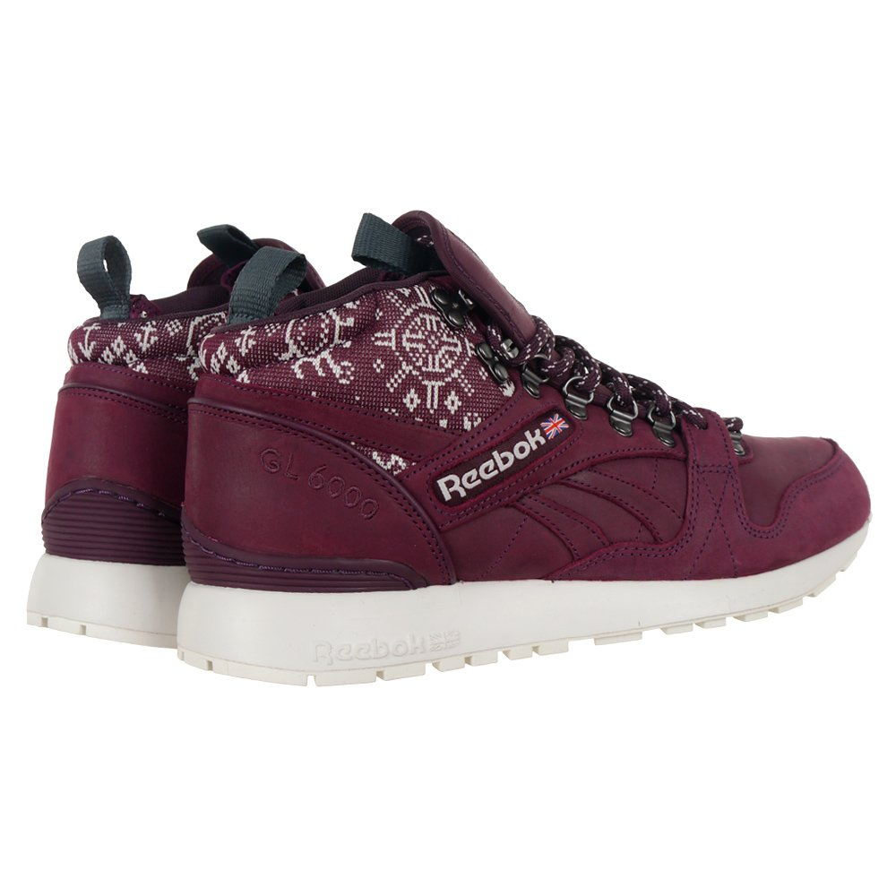 cfed5b707ef Reebok Classic GL 6000 Mid SG High Top Sneakers Winter Mens Shoes