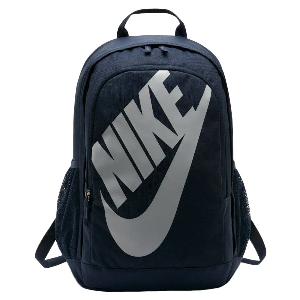 d67ff60d9fe Details about Nike Hayward Futura Backpack Unisex Navy Training School  Casual Rucksack