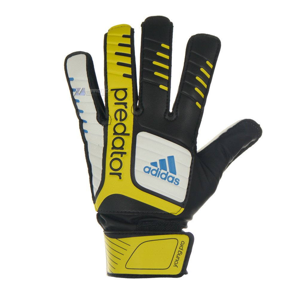 6f9843e16 ... ADIDAS Predator Young Pro goalie football gloves recommended by Cech,  Casillas Z19141 2