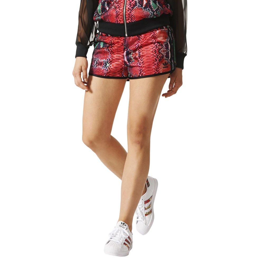 e4db862c085d3c Adidas Originals 3 Stripes Fashion Shorts Short Damen Sporthose Kurze Hose  AJ8369 1 ...